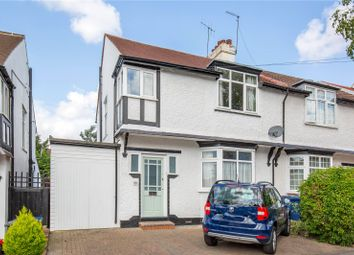 Thumbnail 3 bed semi-detached house for sale in Cedar Lawn Avenue, Barnet, Hertfordshire