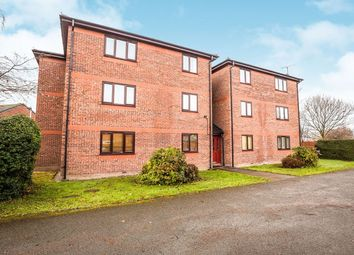 Thumbnail 2 bed flat for sale in Kempton Close, Chester