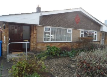 Thumbnail 2 bed semi-detached bungalow to rent in Graham Drive, Rhyl