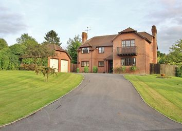 Thumbnail 4 bedroom detached house for sale in Burnt Hill, Nr.Yattendon, West Berkshire