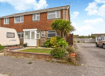 Thumbnail 3 bed semi-detached house for sale in Findon Drive, Felpham