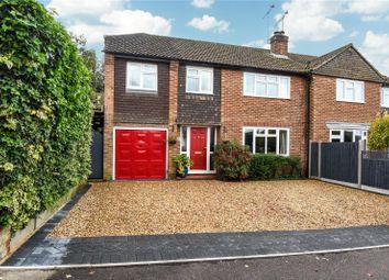4 bed semi-detached house for sale in Manston Drive, Bishop's Stortford, Hertfordshire CM23