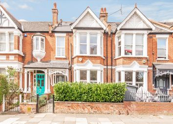 Thumbnail 4 bed terraced house for sale in Newburgh Road, London