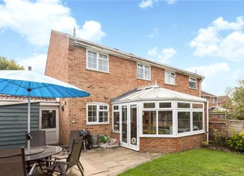Thumbnail 3 bed semi-detached house for sale in Druce Way, Thatcham, Berkshire