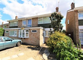 Thumbnail 5 bed semi-detached house for sale in Keelers Way, Great Horkesley, Colchester
