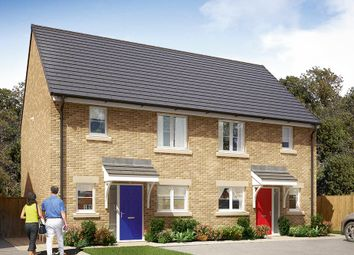 "Thumbnail 3 bed semi-detached house for sale in ""The Appleton "" at High Gill Road, Nunthorpe, Middlesbrough"