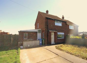 Thumbnail 2 bed semi-detached house for sale in Lime Tree Avenue, Mansfield Woodhouse, Mansfield, Nottinghamshire