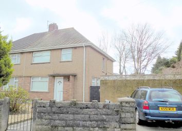 3 bed semi-detached house for sale in Coombe Tennant Avenue, Neath, Neath Port Talbot. SA10