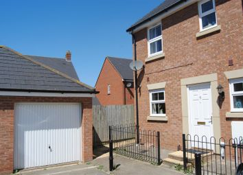 Thumbnail 3 bed semi-detached house for sale in Horsley Close, Redhouse, Swindon