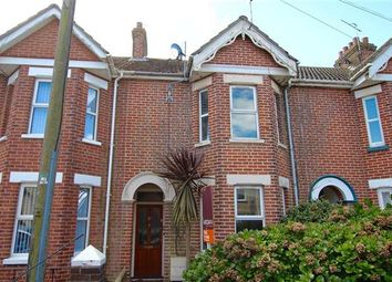 Thumbnail 3 bed terraced house for sale in St. Margarets Road, Poole