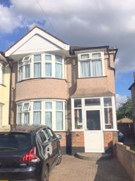 Thumbnail 3 bed semi-detached house to rent in Arundel Drive, Harrow