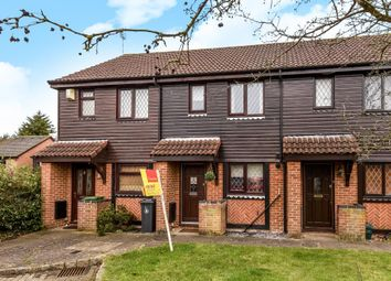 Thumbnail 2 bed terraced house for sale in Windlesham, Surrey