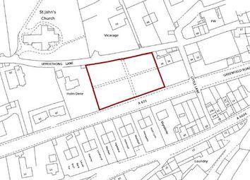 Thumbnail Land for sale in The Upper Graveyard, Upperthong Lane, Holmfirth