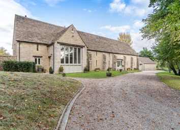 Thumbnail 5 bed barn conversion for sale in Crudwell, Malmesbury