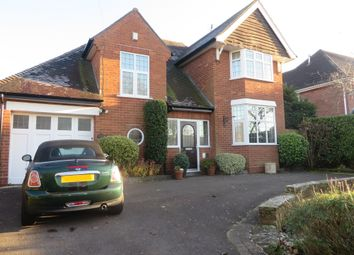Thumbnail 3 bed detached house for sale in Common Road, Wombourne