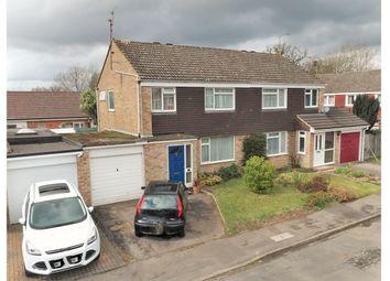 Thumbnail 3 bed semi-detached house for sale in Pigott Road, Wokingham