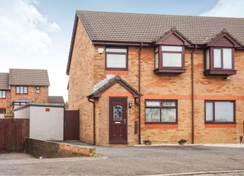 Thumbnail 3 bedroom semi-detached house for sale in Milford Way, Penlan