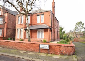 Thumbnail 1 bed flat to rent in Warwick Drive, Wallasey, Merseyside