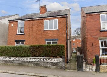 3 bed semi-detached house for sale in Heaton Street, Brampton, Chesterfield S40