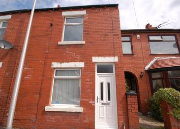 Thumbnail 2 bed end terrace house to rent in Rathlyn Avenue, Blackpool
