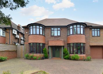 Thumbnail 7 bed property for sale in Brondesbury Park, London