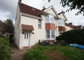 Thumbnail 5 bed semi-detached house for sale in Higher Polsham Road, Paignton