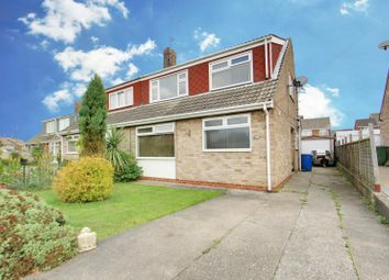 Thumbnail 3 bed bungalow for sale in Lowfield Road, Beverley, East Riding Of Yorkshire