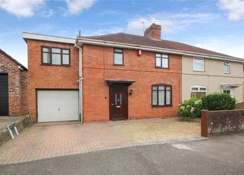 Thumbnail 4 bed semi-detached house for sale in Gores Marsh Road, Ashton, Bristol