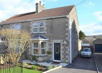Thumbnail 3 bed semi-detached house for sale in Paulton Road, Midsomer Norton, Radstock
