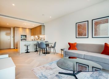 Thumbnail 1 bedroom flat to rent in 2 Principal Place, London