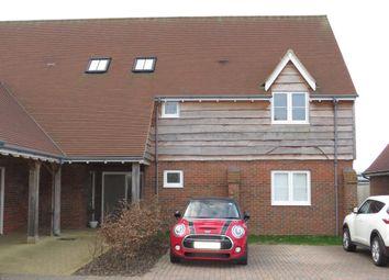 Thumbnail 1 bed flat for sale in Bargain Close, Nursling, Southampton