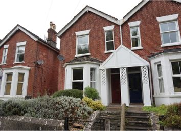 Thumbnail 3 bed semi-detached house for sale in Lower Road, Salisbury