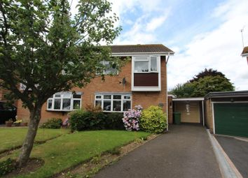 Thumbnail 4 bed semi-detached house to rent in Lingfield Close, Great Wyrley, Walsall