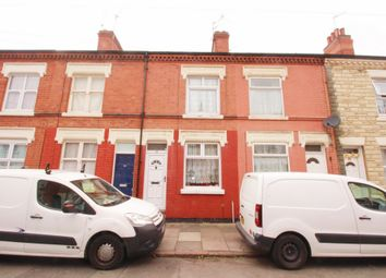 Thumbnail 3 bed terraced house for sale in Percival Street, Leicester