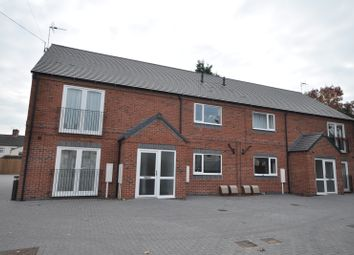 Thumbnail 2 bed flat to rent in Uxbridge Street, Burton-On-Trent