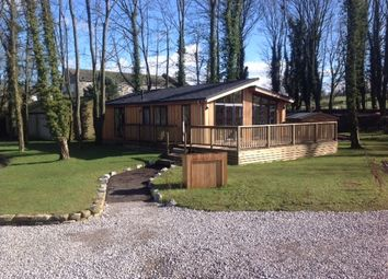 Thumbnail 2 bed lodge for sale in Marton Road, Gargrave