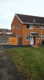 Thumbnail 1 bed property to rent in Mercia Drive, Leegomery, Telford