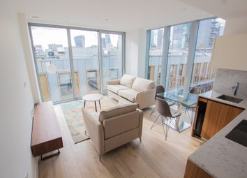 Thumbnail Studio to rent in Perilla House, Stable Walk, London