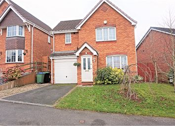Thumbnail 3 bed detached house for sale in Mallen Drive, Oldbury