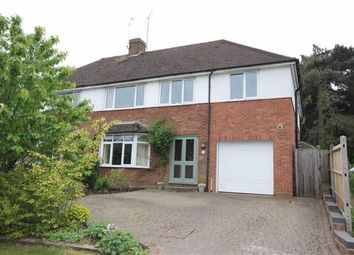 Thumbnail 4 bed semi-detached house for sale in Ridge Avenue, Harpenden, Herts