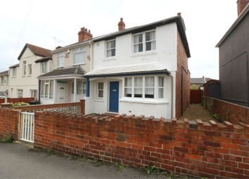 Thumbnail 3 bed end terrace house for sale in St Johns Road, Edlington, Doncaster, South Yorkshire