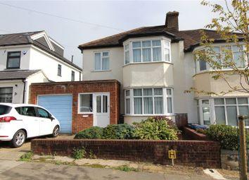 3 bed semi-detached house for sale in Hillside Gardens, Barnet, Hertfordshire EN5