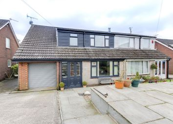 Thumbnail 5 bed semi-detached house for sale in Philips Road, Weir, Bacup
