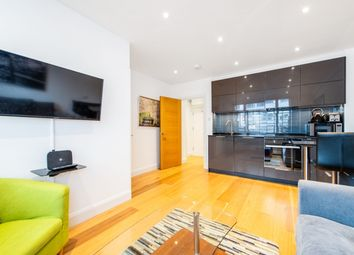 Thumbnail 1 bed flat to rent in Park Crescent, London