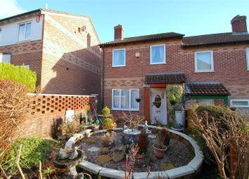 Thumbnail 3 bed end terrace house for sale in Honiton Walk, Plymouth