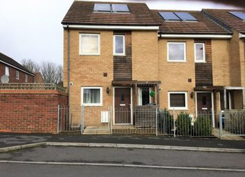 Thumbnail 2 bedroom end terrace house for sale in Marburg Street, Northampton