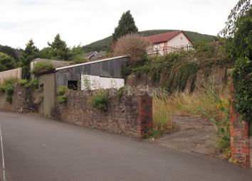 Thumbnail Land for sale in Navigation Road, Risca, Newport.