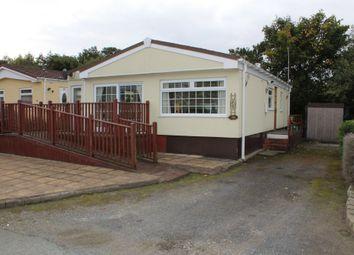 Thumbnail 2 bed detached bungalow for sale in Hollingworth Lake Caravan Site, Littleborough, Rochdale