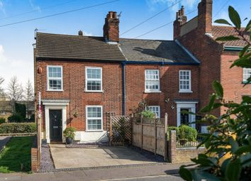 Thumbnail 3 bedroom end terrace house for sale in Grove Road, Norwich