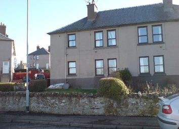 Thumbnail 2 bed flat to rent in Crichton Road, Pathhead